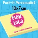 Post-it personnalisé 100x75mm