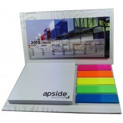 Calendrier de bureau Post-it