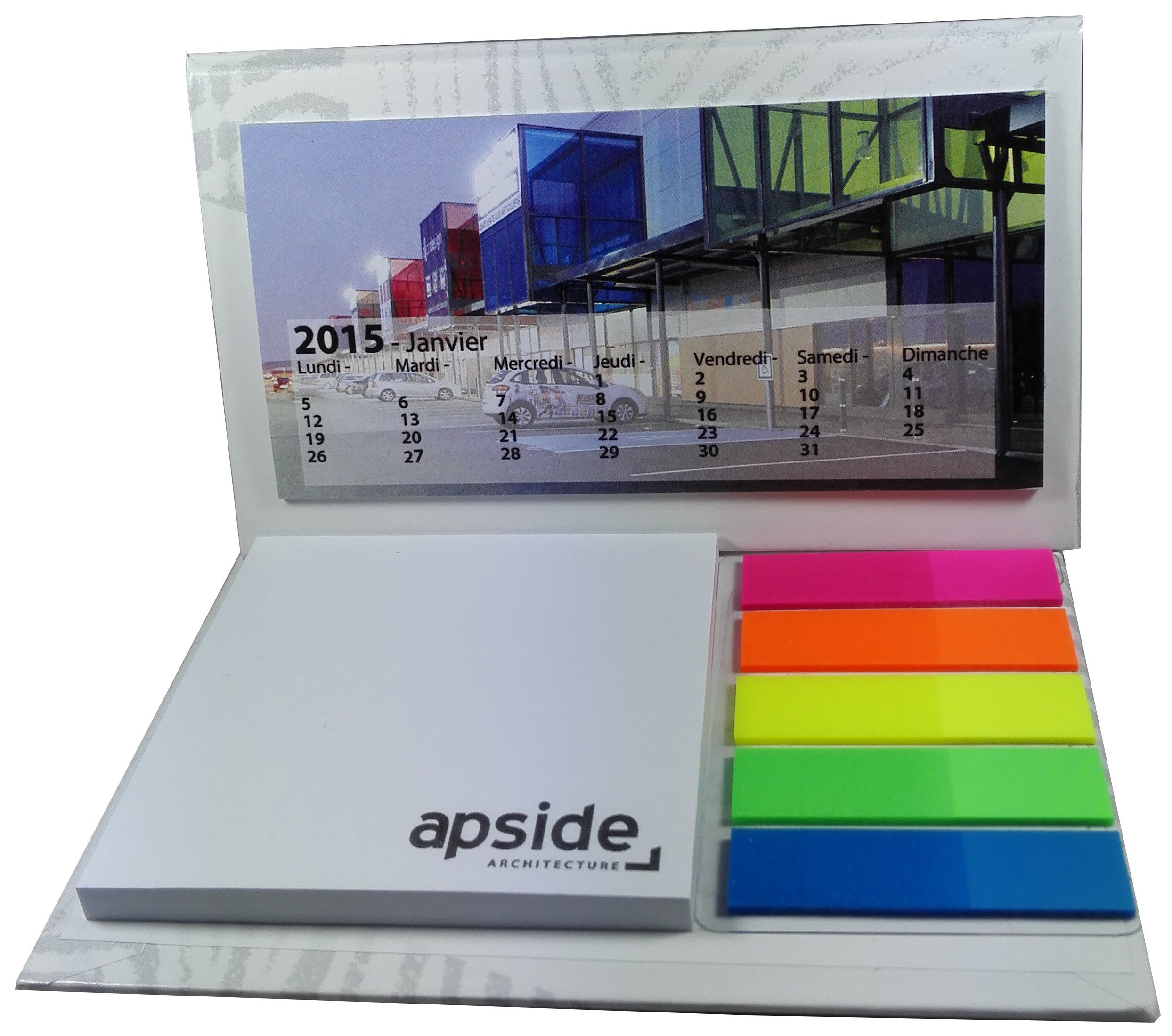 Post-it Calendrier personnalisable